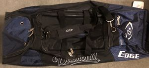 Diamond Edge Roller Baseball / Softball Bat Bag for Sale in Hacienda Heights, CA