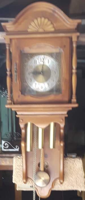 Western Germany Antique clock for Sale in Stamford, NY