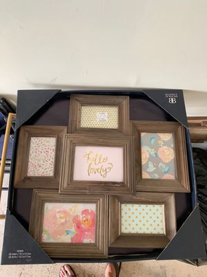 Picture frame for Sale in Houston, TX
