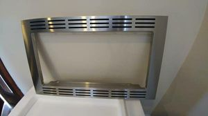 "Panasonic 27"" microwave trim kit NN-TK722SS for Sale in Golden, CO"