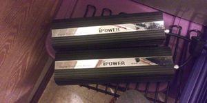 2 IPower dimmable 800 watt ballast for Sale in Kent, WA