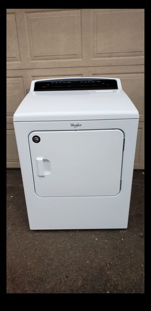Whirlpool electric dryer! Delivery! for Sale in Portland, OR