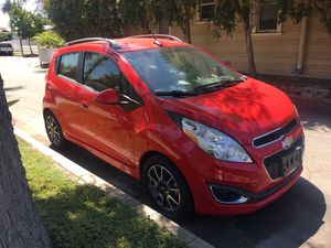 Chevrolet Spark 2013 salvage title very good condition for Sale in Long Beach, CA