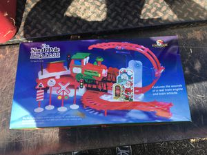 Christmas train for Sale in Byron, CA