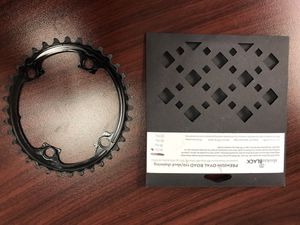 Absolute Black oval inner chain ring. 36t for Sale in La Mirada, CA