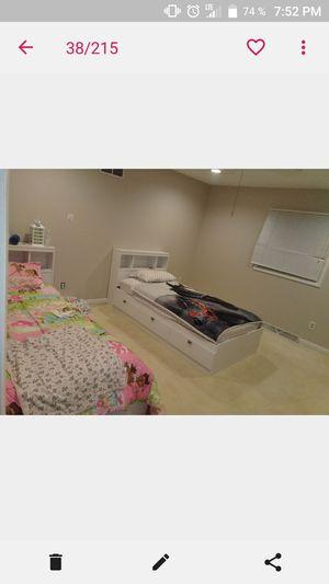 Twin bed for sale nueva en su caja es igual q la de la imagen for Sale in South Bend, IN