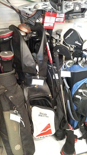 Golf clubs mix for Sale in Tampa, FL