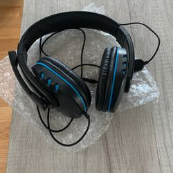 Ps5, PS4, Xbox, PC Headset Headphones W/ Mic for Sale in Gaithersburg,  MD