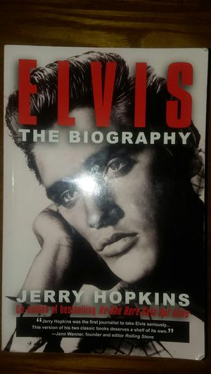 Elvis book for Sale in Garfield Heights, OH