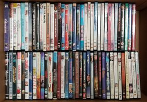 DVDs all 72 for $40.00 for Sale in Orlando, FL