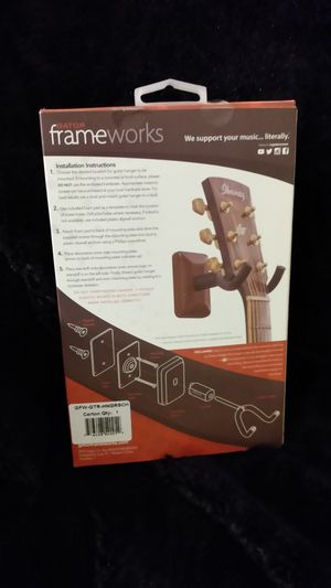 Guitar wall hanger NeW for Sale in Gresham, OR