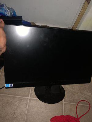 2 computer monitors for sale for Sale in Atlanta, GA