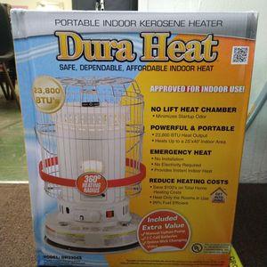 Dura Heat Indoor Heater New for Sale in Vernon, CA