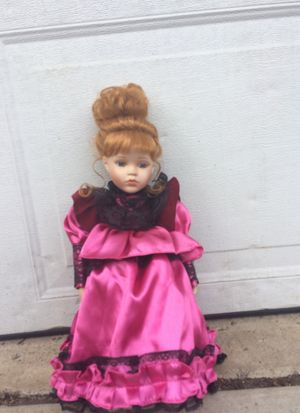Antique glass doll for Sale in Oregon City, OR