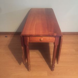 Antique Cherry Drop Leaf Table And 6 Chairs for Sale in Goodlettsville, TN