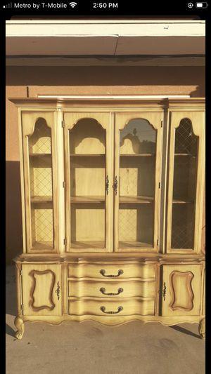 Kitchen hutch antique / china / chinera for Sale in Riverside, CA