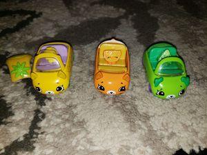 Shopkins cutie cars for Sale in Stockton, CA