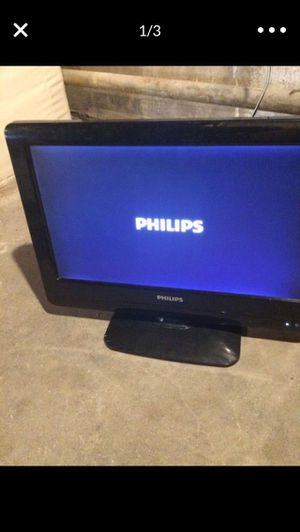 Philips tv and monitor for Sale in Chicago, IL