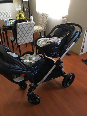 Baby Jogger City Select Double Stroller-2016 for Sale in La Verne, CA