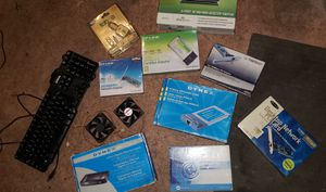 Computer parts/ Chargers/ etc. all different brands for Sale in Fort Lauderdale, FL