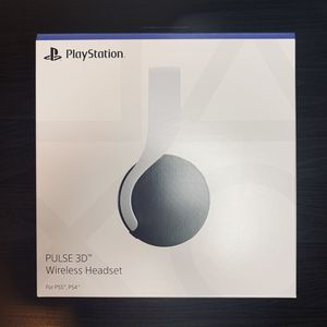 Sony Playstation 5 Dual Sense Wireless Headphones for Sale in San Diego, CA
