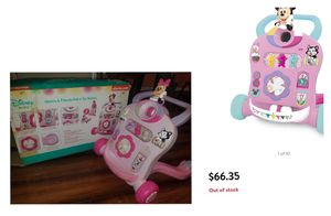 Minnie mouse walker for Sale in Bell, CA