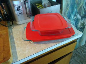 Pyrex Baking Pans for Sale in Seattle, WA
