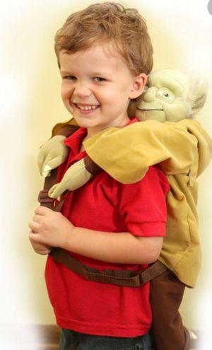 Disney Starwars yoda backpack for Sale in Phillips Ranch, CA
