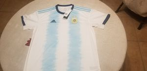 Adidas argentina home jersey size L for Sale in El Mirage, AZ