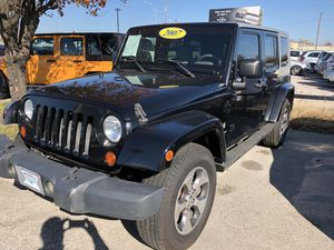 Jeep Wrangler Unlimited for Sale in Austin, TX