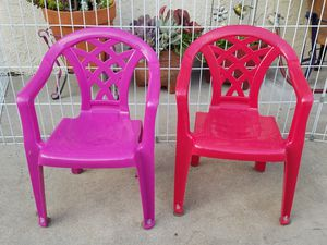 Kid chairs for Sale in Riverside, CA