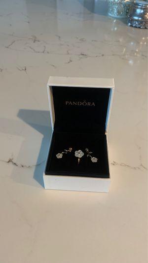 Pandora jewelry set for Sale in Pleasanton, CA