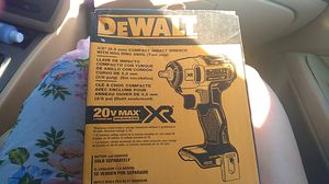 Dewalt compact impact wrench with hog ring Anvil for Sale in San Dimas, CA