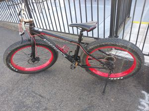 Northrock xc00 mountain bike fat tire trek cannondale for Sale in Antioch, CA