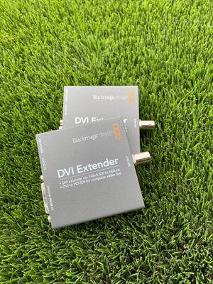 Blackmagic DVI to 3G SDI converter x 2 for Sale in Chula Vista, CA