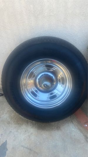 Trailer Wheels tired for Sale in Lake Elsinore, CA