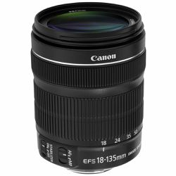 Canon EF-S 18-135mm f/3.5-5.6 IS STM Lens for Sale in San Jose,  CA