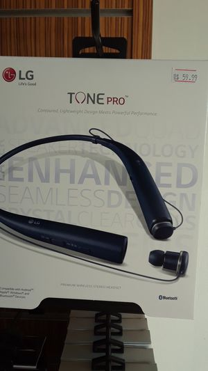LG TONE PRO BLUETOOTH WIRELESS HEADSET for Sale in Pearland, TX