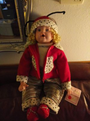 Goldware Collection Doll for Sale in Benton, IL