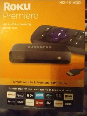 Roku Premiere NEW for Sale in Portland, OR