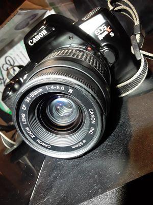 Canon eos rebel x s for Sale in Fresno, CA