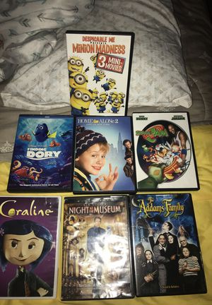 Kids dvds for Sale in Washington, MD