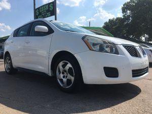 2009 Pontiac Vibe for Sale in Dallas, TX