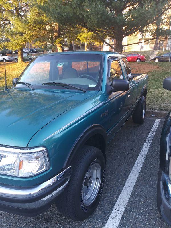 1996 ford ranger XLT 3.0 V6 4x4