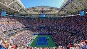US OPEN women's singles semi-final, women's doubles Sept 7th for Sale in Fairfax Station, VA
