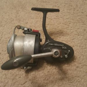 Mitchell 906 Fishing Reel Made in France. for Sale in Raleigh, NC