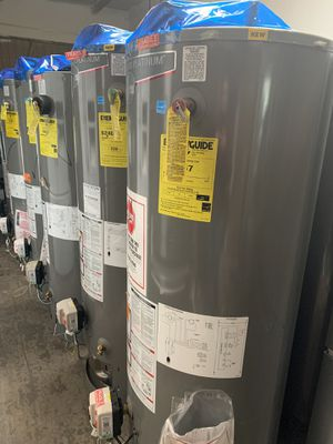 It's here your New Gas Water Heater 🚛✅ for Sale in San Diego, CA