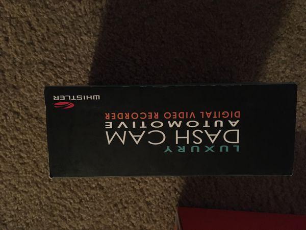 HD Luxury dash cam 1080p