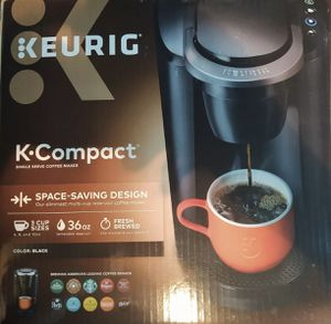 BRAND NEW Keurig K-Compact coffee maker for Sale in Seattle, WA