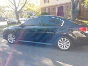 2010 Subaru legacy for Sale in North Springfield, VA